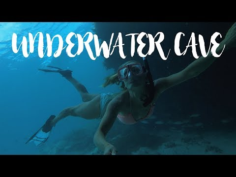 Underwater Cave Diving in the Bahamas (Ep. 32)