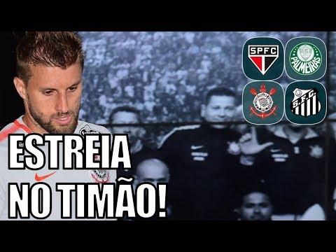 Henrique Fez Gol E Viu Corinthians Campeão Em último Jogo Em Itaquera (14/02/2018) - Boletim Manhã