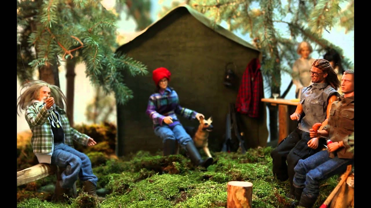 Alaskan Bush People Are Really Fake - The Parody - Trailer -3584