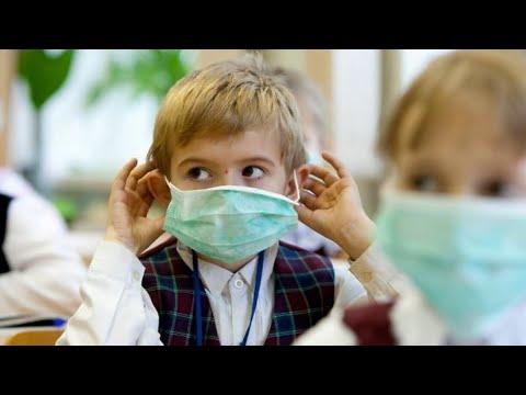 Коронавирус в школах России