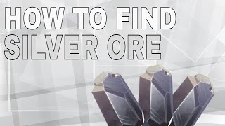 Fortnite - HOW TO FIND SILVER ORE | FARMING GUIDE | Fortnite Save The World
