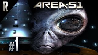 ► Area 51 - Walkthrough HD - Part 1
