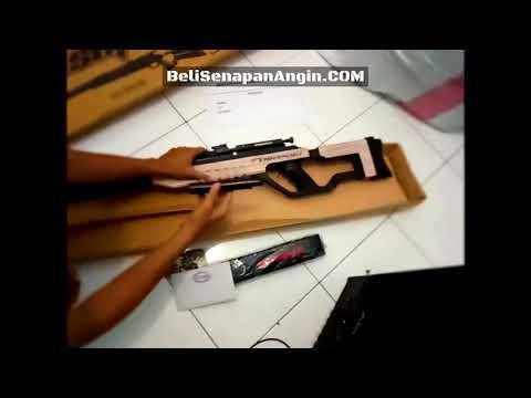 Video Show Senapan Angin Dual Power Pasopati Dragunov V2 By BeliSenapanAngin Dot Com