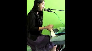 Video Al Ghazali - Lagu Galau Female Version Cover by Annisa Putri Karlina (Vocal + Keyboard) download MP3, 3GP, MP4, WEBM, AVI, FLV Agustus 2017