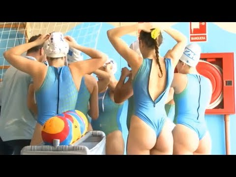 Spain Womens Water Polo - Before & After Match