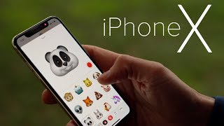 Hands on with the iPhone X