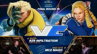 sfv rzr infiltration vs mcz mago final round 19 winners final cpt 2016