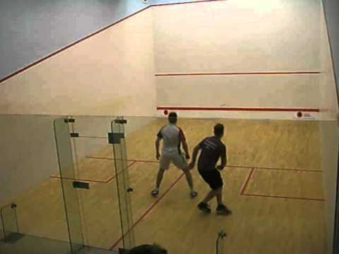 CRAIG BARTLETT  V ROSS PROUDFOOT  HEAD RACKETBALL SERIES 2013