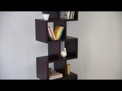 Book Shelf - Cagney Bookshelf Online In India @ Wooden Street