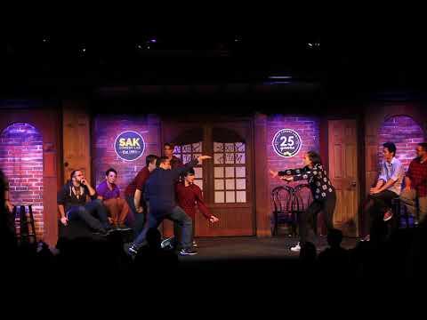 SAK University - Very Funny Level 1 Improv Showcase
