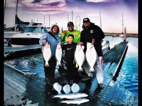 Halibut Trolling The San Francisco Bay with Deadliest Kast Sport Fishing