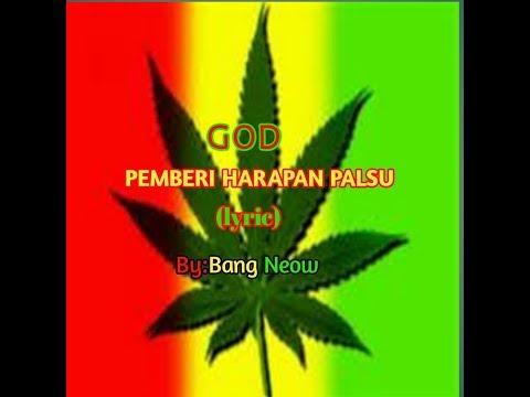 GOD~PEMBERI HARAPAN PALSU