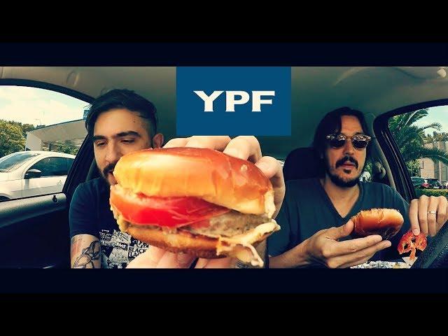 HAMBURGUESAS DE YPF - AUTO KID