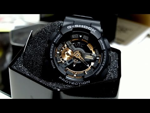 (UNBOX)CASIO G-SHOCK Rose Gold Series GA-110RG-1A