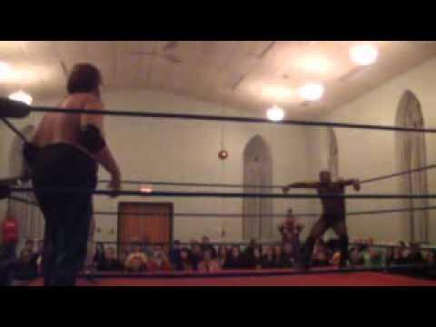 EWLS WRESTLEVERSARY 3 - Jessy Jones vs Justin Sane