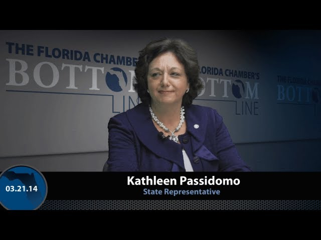 The Florida Chamber's Bottom Line - March 21, 2014