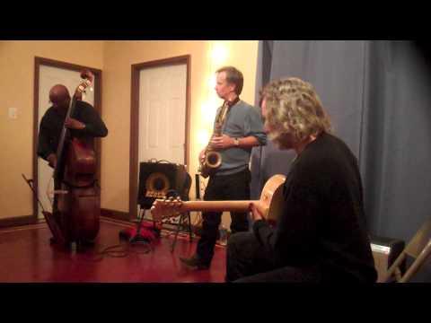 Joe Morris, Marco Eneidi, William Parker @ Studio 34, Philadelphia, 10-13-12 1/2