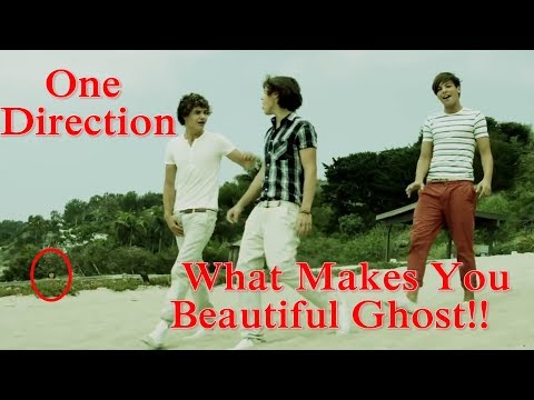 One Direction What Makes You Beautiful Ghost