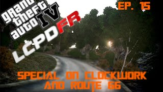 GTA IV: Non Serious Border patrol on clockwork mt. ep. 15