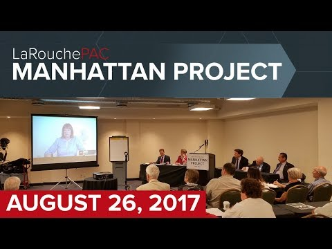 Manhattan Town Hall: Revive Hamilton's American System and Presidency through LaRouche's Four Laws!