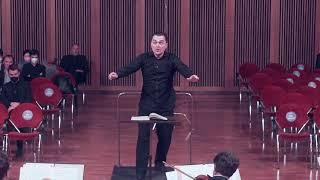 Carl Maria von Weber - Freischütz Overture, conducted by Jakob Lehmann