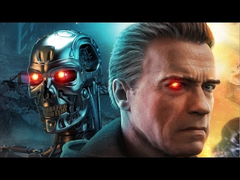 Terminator Genisys: Future War (By Plarium LLC) - IOS / Android - Gameplay