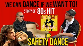 Story of the 1980s hit the Safety Dance with Ivan Doroschuk | Premium | Professor of Rock