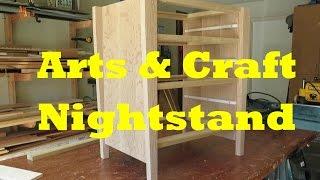 7 Nightstand-Cabinet Build 2
