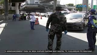 24 Oras: Pag-lift o pag-extend ng ECQ, nakadepende kung aaprubahan ng Pangulo ang mga...
