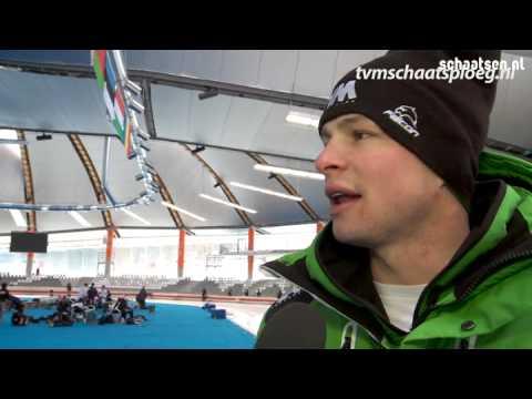 Kramer na Winterspelen in marathons