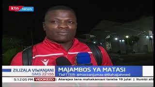 Nahodha wa timu ya Taifa Harambee Stars Musa Mohammed amewaomba wakenya radhi
