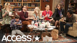 """The Big Bang Theory"" ended its 12-season run in last night's heart..."