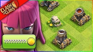 UPGRADE YOUR MORTAR NOW in Clash of Clans! (I'm OBSESSED)