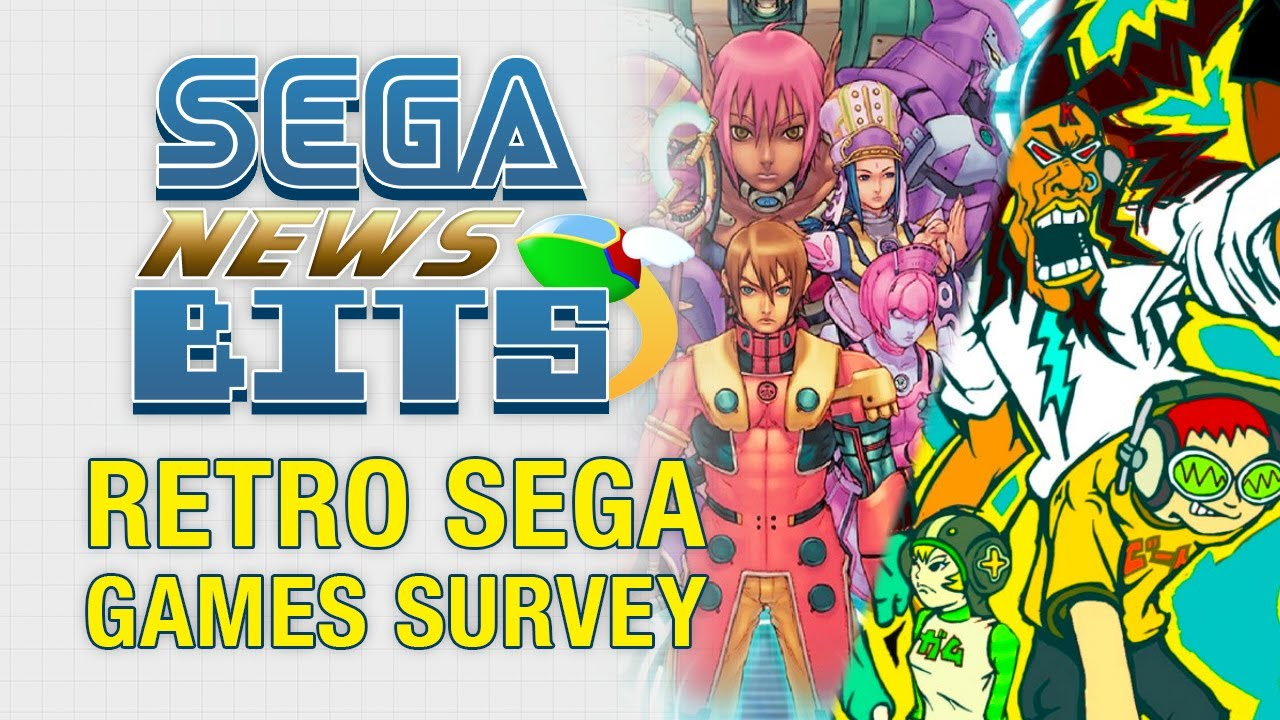 SEGA News Bits: Retro SEGA Games Survey Analysis » SEGAbits - #1