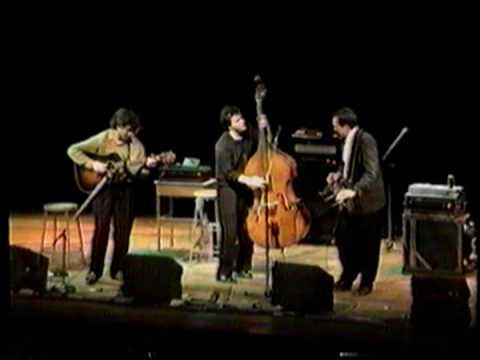 "Russ Barenburg, Jerry Douglas & Edgar Meyer ""Ankara to Izmir "" 1-11-92 Annapolis, Md."