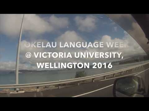 Tokelau Language Week at VUW