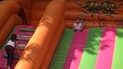 Inflatable Fun City, Victoria Park, Glasgow, 25/7/10 - Part 4