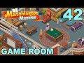 MATCHINGTON MANSION - STORY WALKTHROUGH - GAME ROOM - PART 42 GAMEPLAY