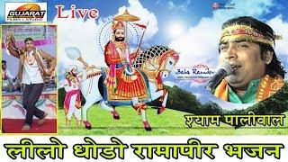 रामदेवजी भजन Shyam Paliwal Gujarat Studio Mandar Police Thana Reodar