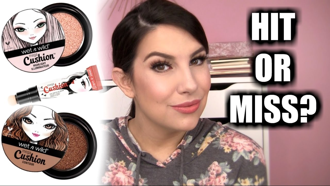 Wet N Wild Cushion Foundation