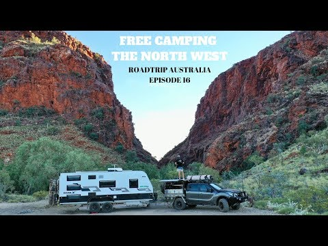 FREE CAMPING WESTERN AUSTRALIA   ROADTRIP AUSTRALIA EP.16
