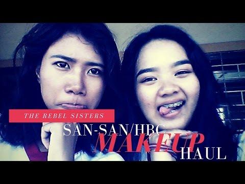 VLOG Our San-San/ HBC Haul! | The Rebel Sisters