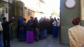 в Таганроге у прокуратуры 9.10.2014г