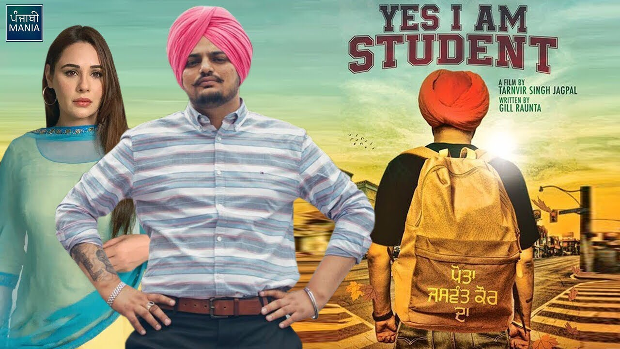 Yes I Am Student | Sidhu Moose Wala, Mandy Takhar | Official Trailer, Release Date | Punjabi Mania