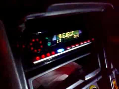 JVC KD-LX555R MP3 CD PLAYER