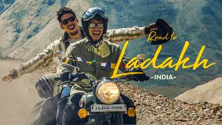 Our Motor Cycle Diaries - Road to Ladakh -  俺たちのモーターサイクルダイアリーズ