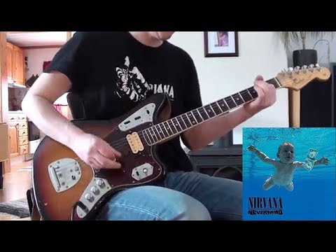 Nirvana - On A Plain (Guitar Cover)