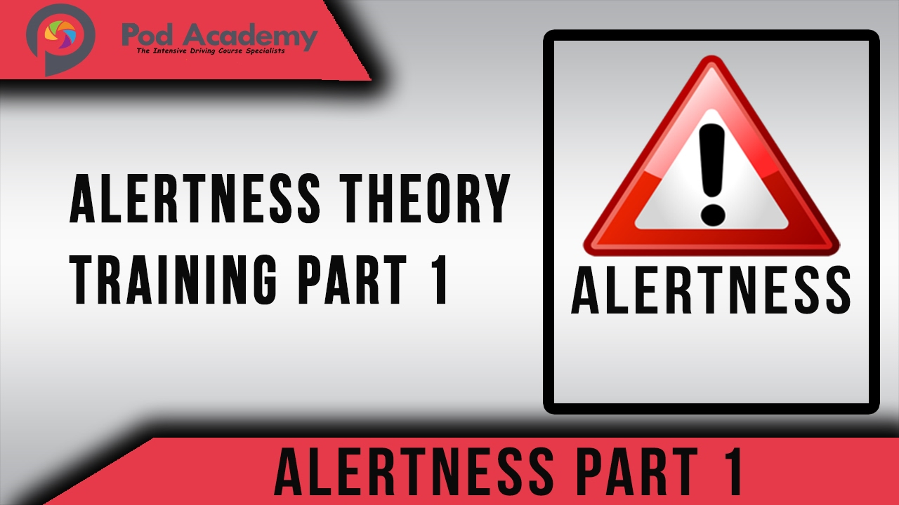 Driving Theory Test Questions And Answers 2018 Alertness Part 1