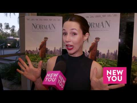 Alona Tal at the Norman Film Premiere