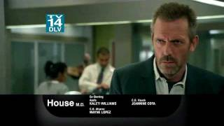 Доктор Хаус 8 сезон 9 серия (промо ролик)